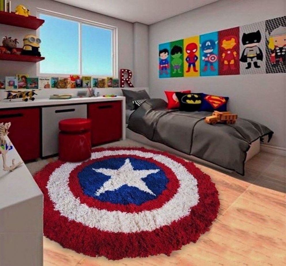 11 Cozy Boys Bedroom Decorating Ideas in 11 (With images)   Boys ...