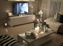 11+ Cozy Living Room Ideas for Small Apartment | Small apartment ...