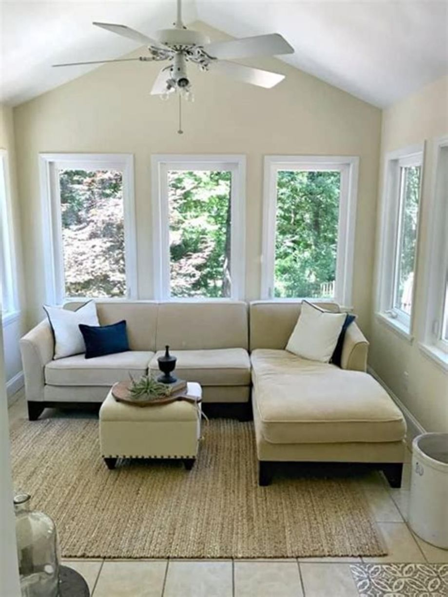 11 Cozy Sunroom Decorating Ideas On a Budget 11 - DecoRecent ..