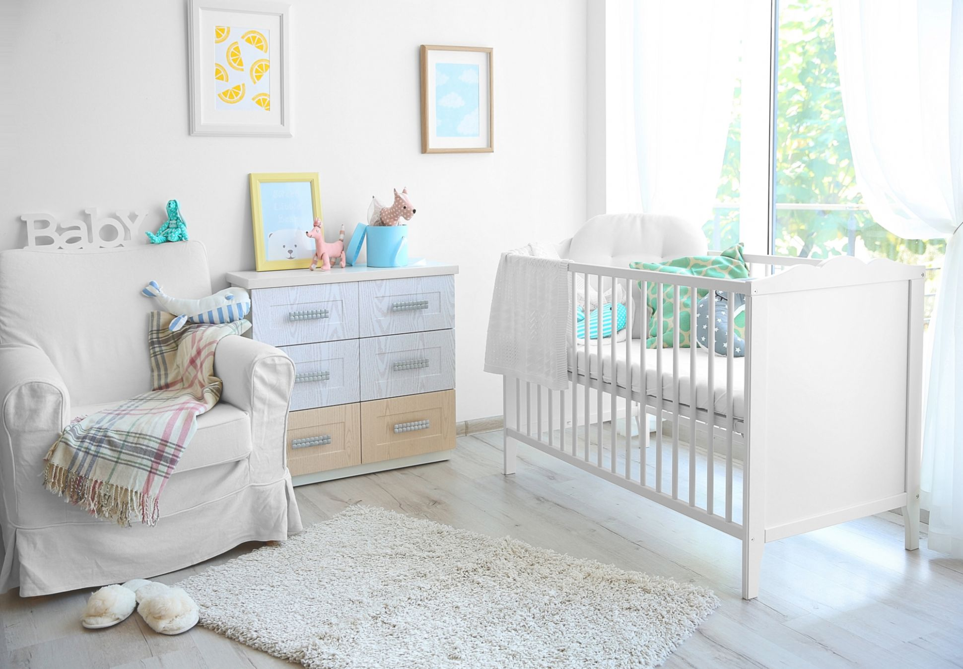 11 Design Tips to Spruce up a Nursery or Kids' Room in No Time ...