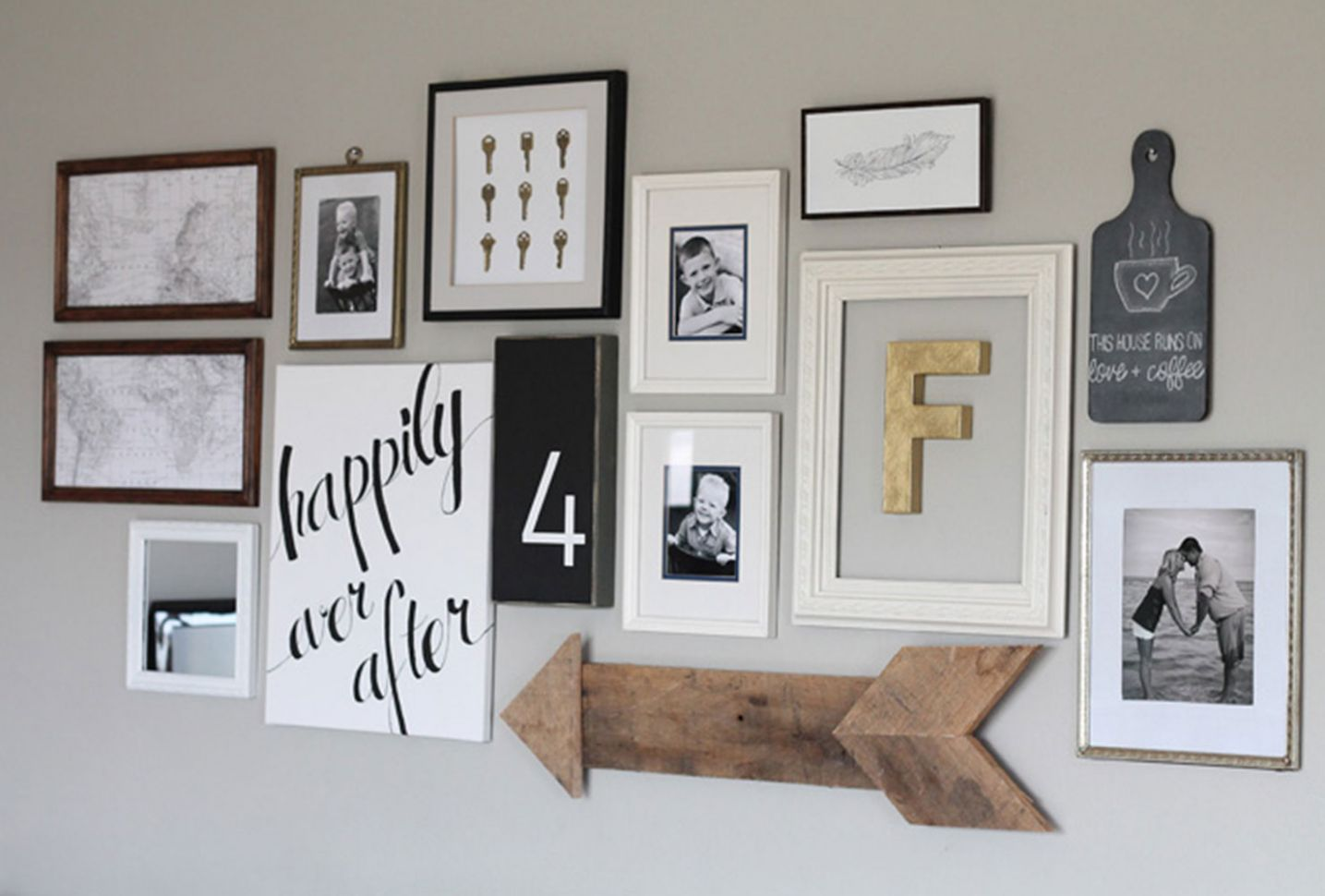 11+ DIY Room Decor Ideas to Decorate Your Home   Shutterfly - diy home decor wall