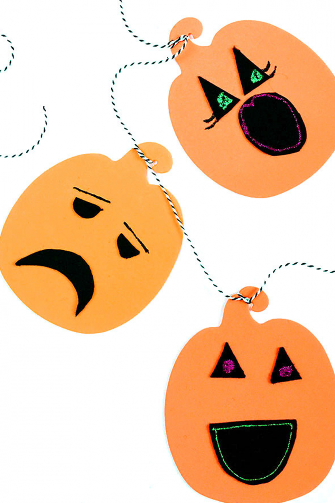 11 Easy Halloween Crafts for Kids - Best Family Halloween Craft Ideas - halloween ideas ks1