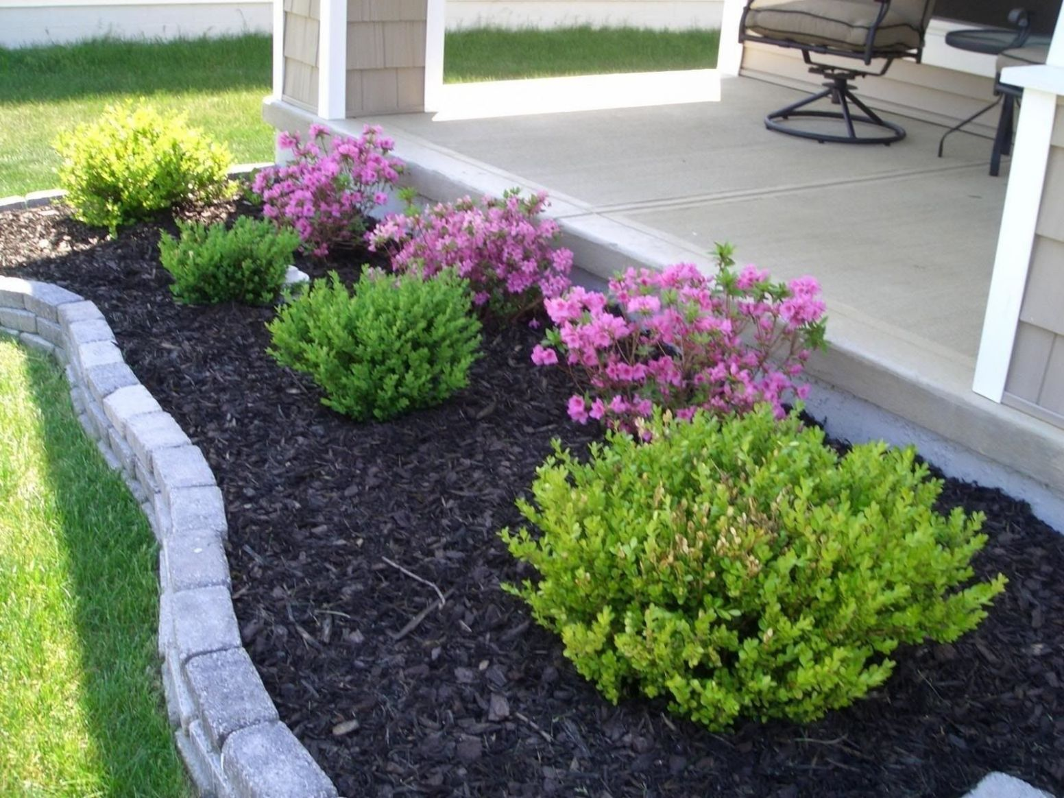 11 Easy To Maintain Garden Ideas, Most of the Incredible and also ..
