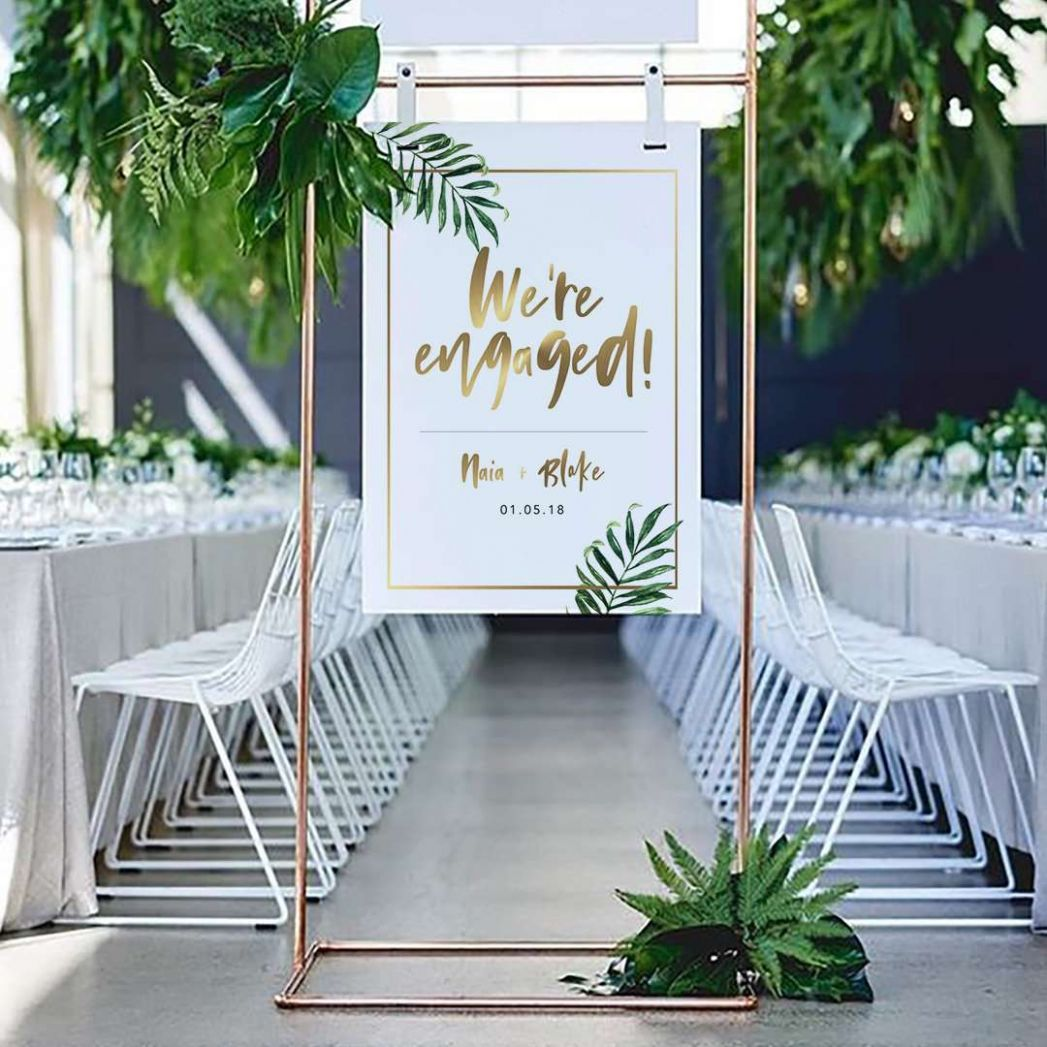 11 Engagement Party Decorations to Celebrate the Newly Betrothed ...