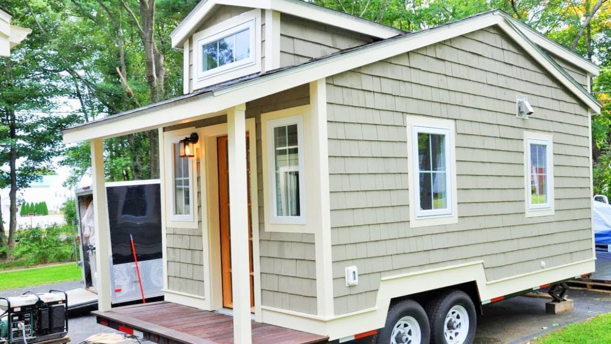 11 ft Tiny House For Sale Seacoast of NH | Lovely Tiny House