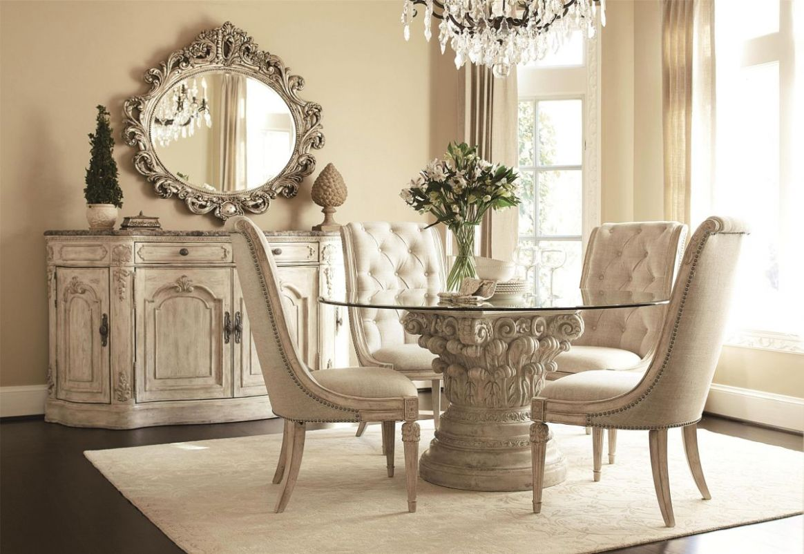 11 Glass Dining Room Tables To Revamp With: From Rectangle To Square!