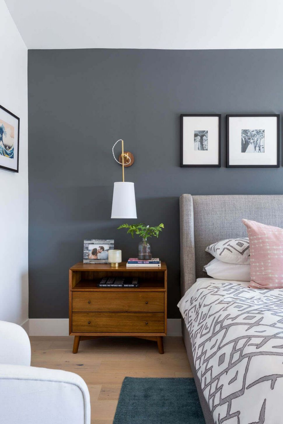 11 Grey Bedroom Inspirations | Modern bedroom furniture, Home ..