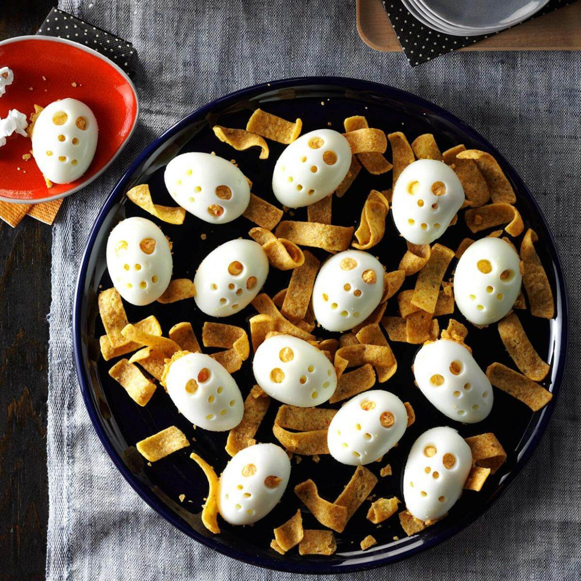 11 Halloween Potluck Recipes to Feed a Crowd [Scary Good!] | Taste ...