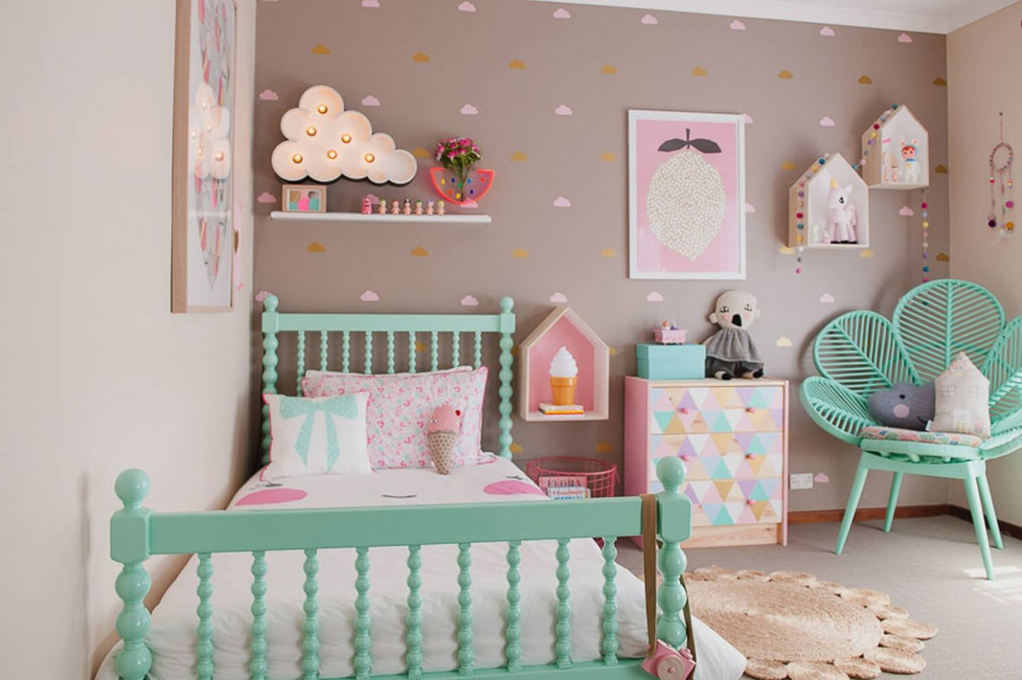11 Kids Bedrooms Ideas That'll Let Them Explore Their Creativity