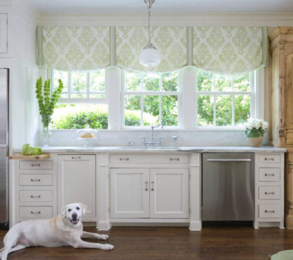 11 Kitchen Valance Ideas 11 (Beautiful Touch for Window)