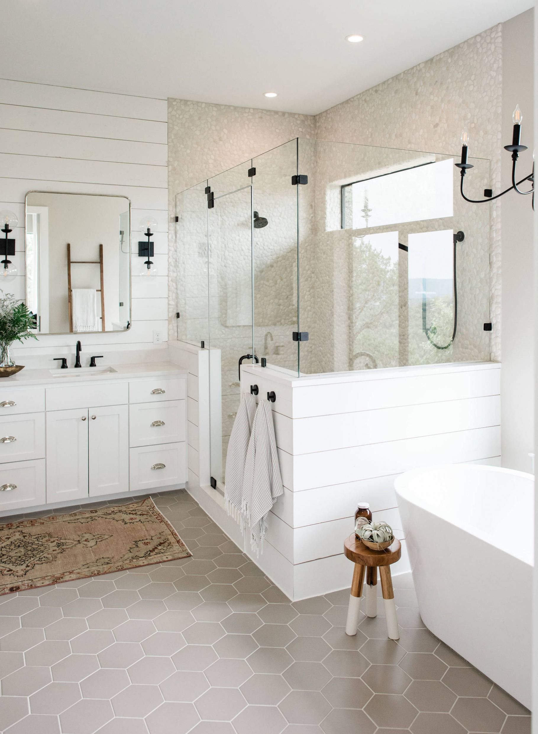 11 Life Changing Large Bathroom Remodel Ideas | Houzz