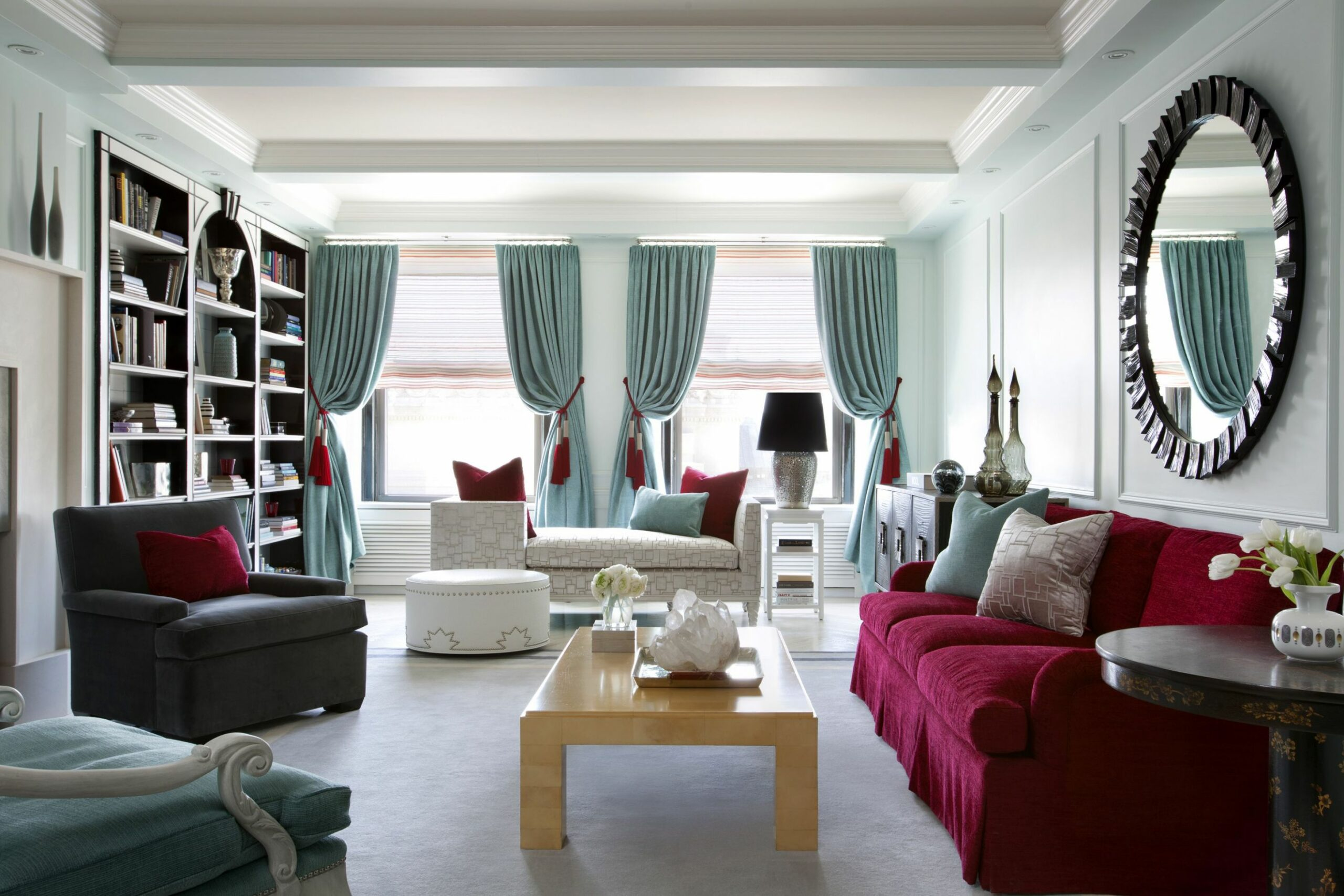 11 Living Room Furniture Layout Ideas - How to Arrange Seating in ...