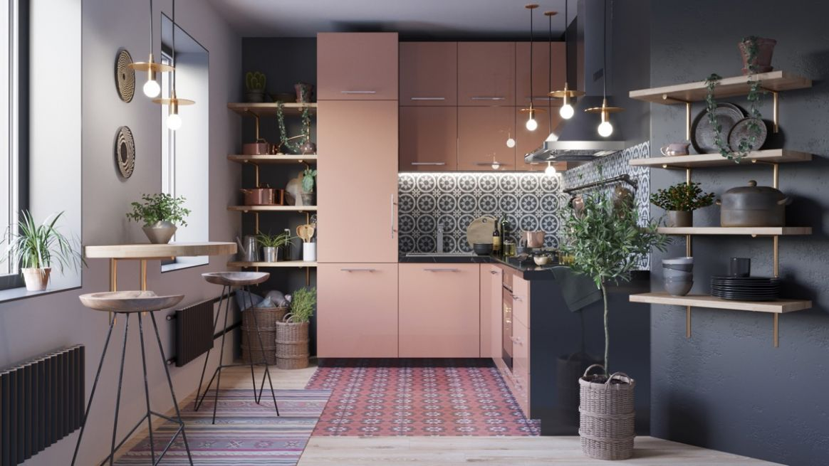 11 Lovely L-Shaped Kitchen Designs & Tips You Can Use From Them