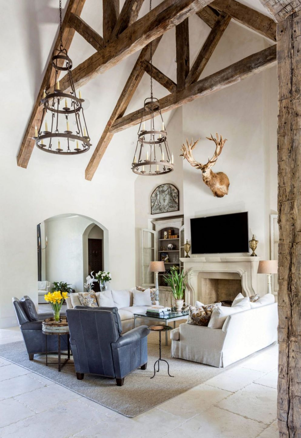 11 Marvelous Rustic Style Home Decorating Ideas for a Natural ..