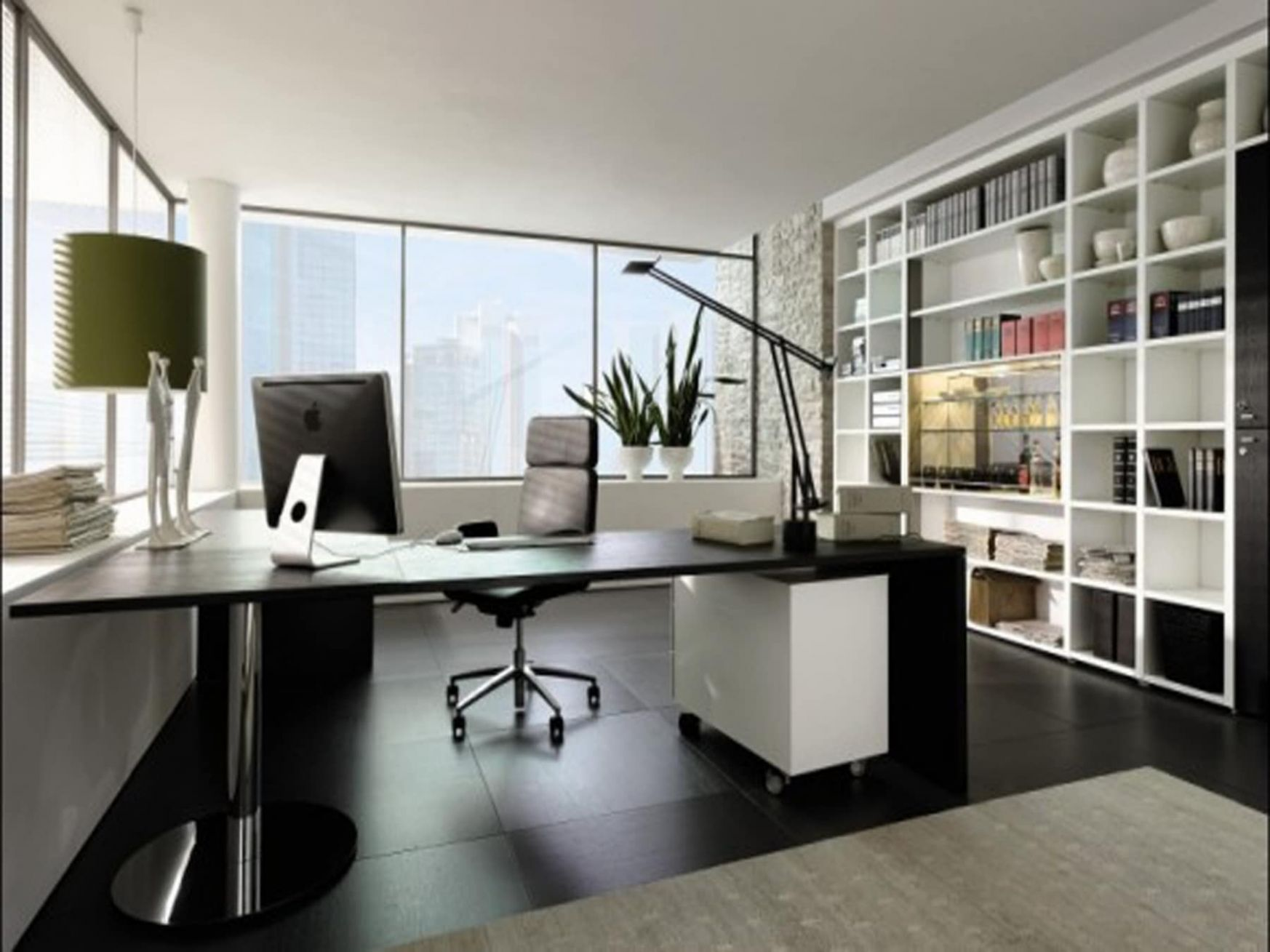 11+ Masculine Home Office Ideas & Inspirations | Man of Many