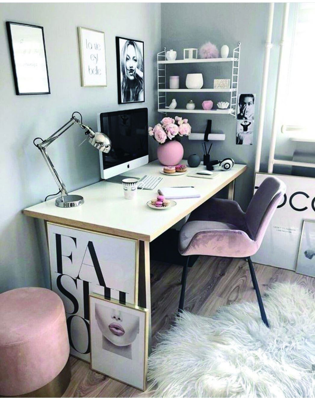 11 Office Organization Ideas   Home office design, Home office ...