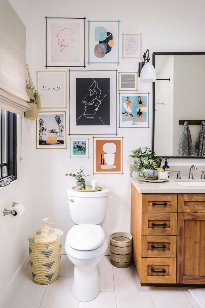 11 Popular Bathroom Picture And Wall Art Decor Ideas (With images ..