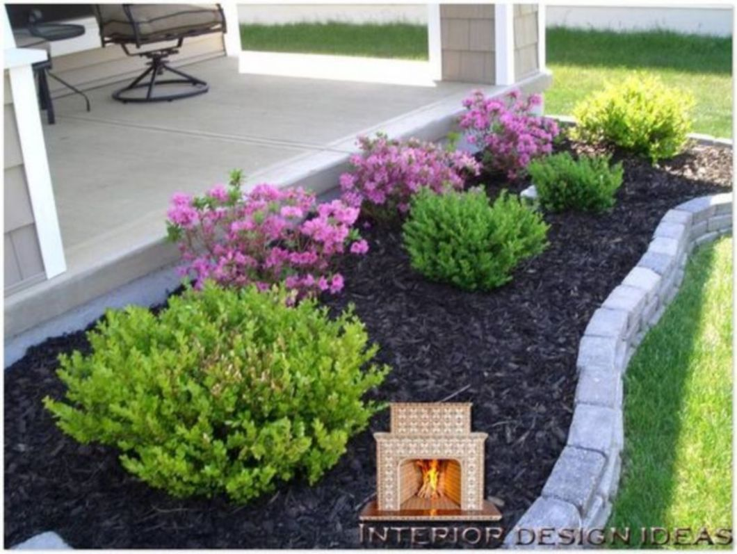 11+ Simple Front Yard Landscaping Ideas on A Budget 11 (With ...