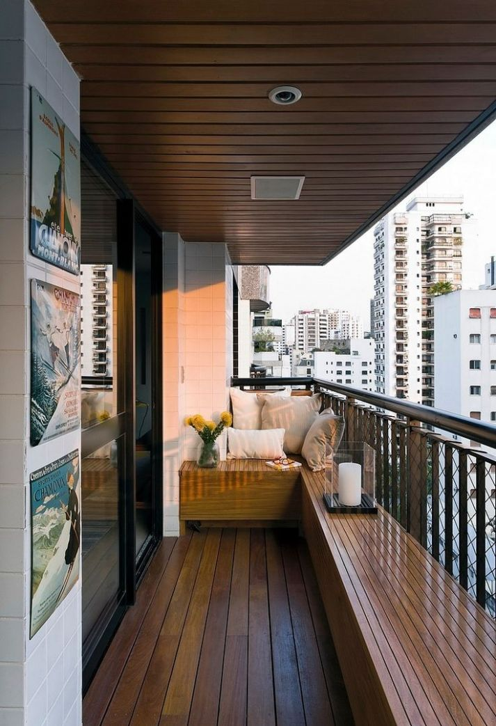 11 Small Balcony Ideas That Will Make You Fall in Love | Virginia ..
