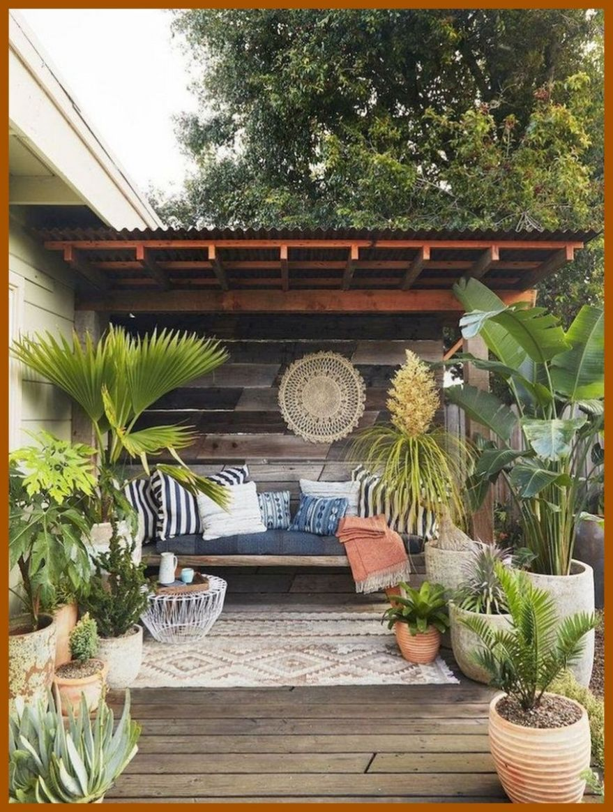 ➤11 small rustic terrace garden design ideas with low budget to ..