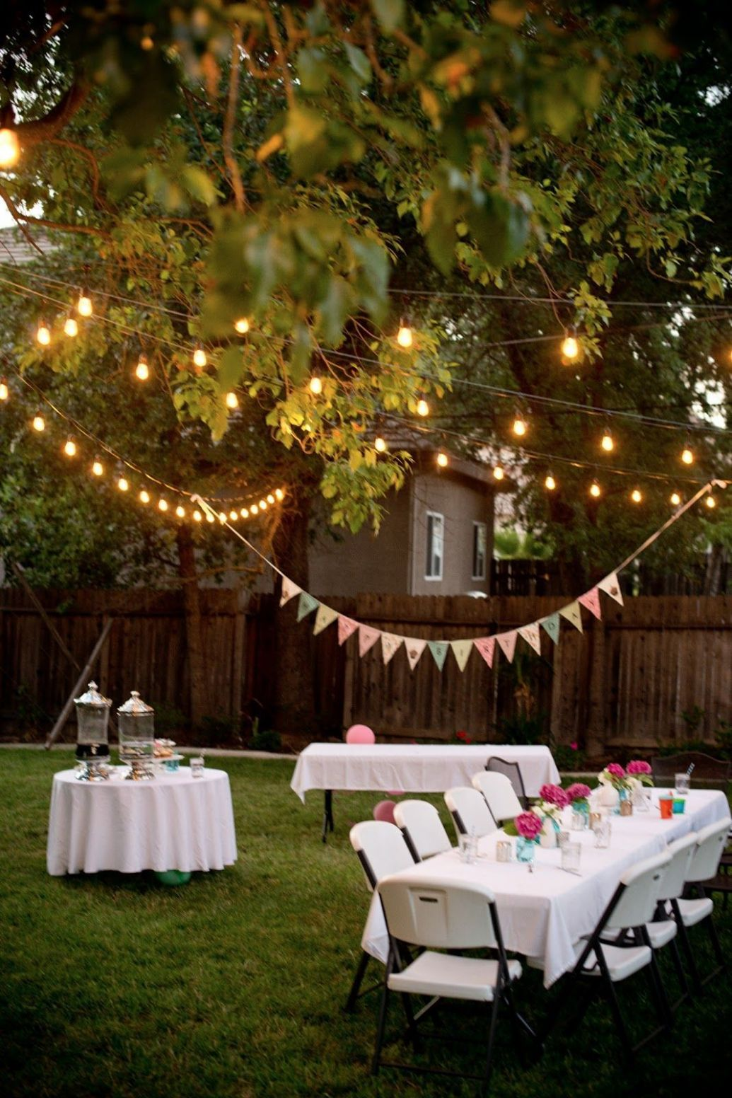 11 Some of the Coolest Concepts of How to Make Diy Backyard Party ..