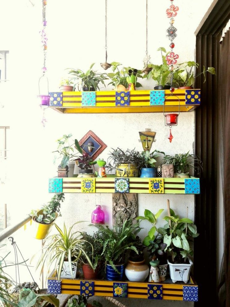 11 Spectacular Indian Apartment Balcony To Modify Your Apartment ..