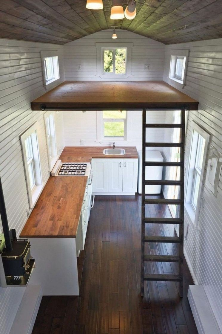 11+ Stunning The Wood Interior in This Split Level House in South ...