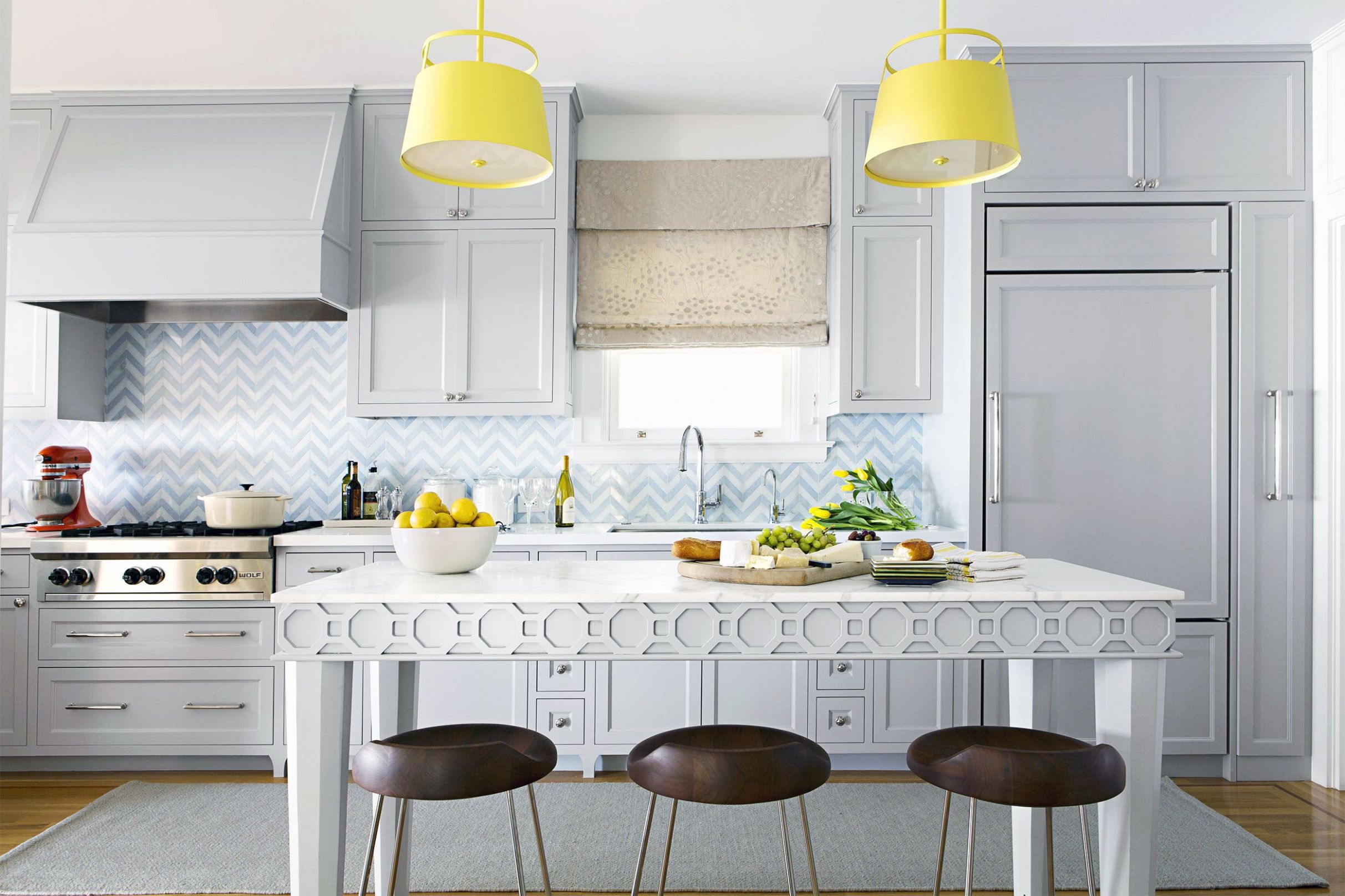 11 Stylish Modern Kitchen Ideas - Contemporary Kitchen Remodels - kitchen ideas you can use