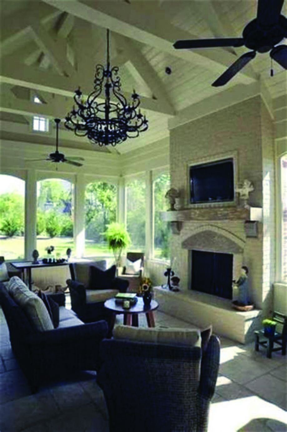 11 SUNROOM IDEAS FOR BLISSFUL LOUNGING (With images) | Screened ...