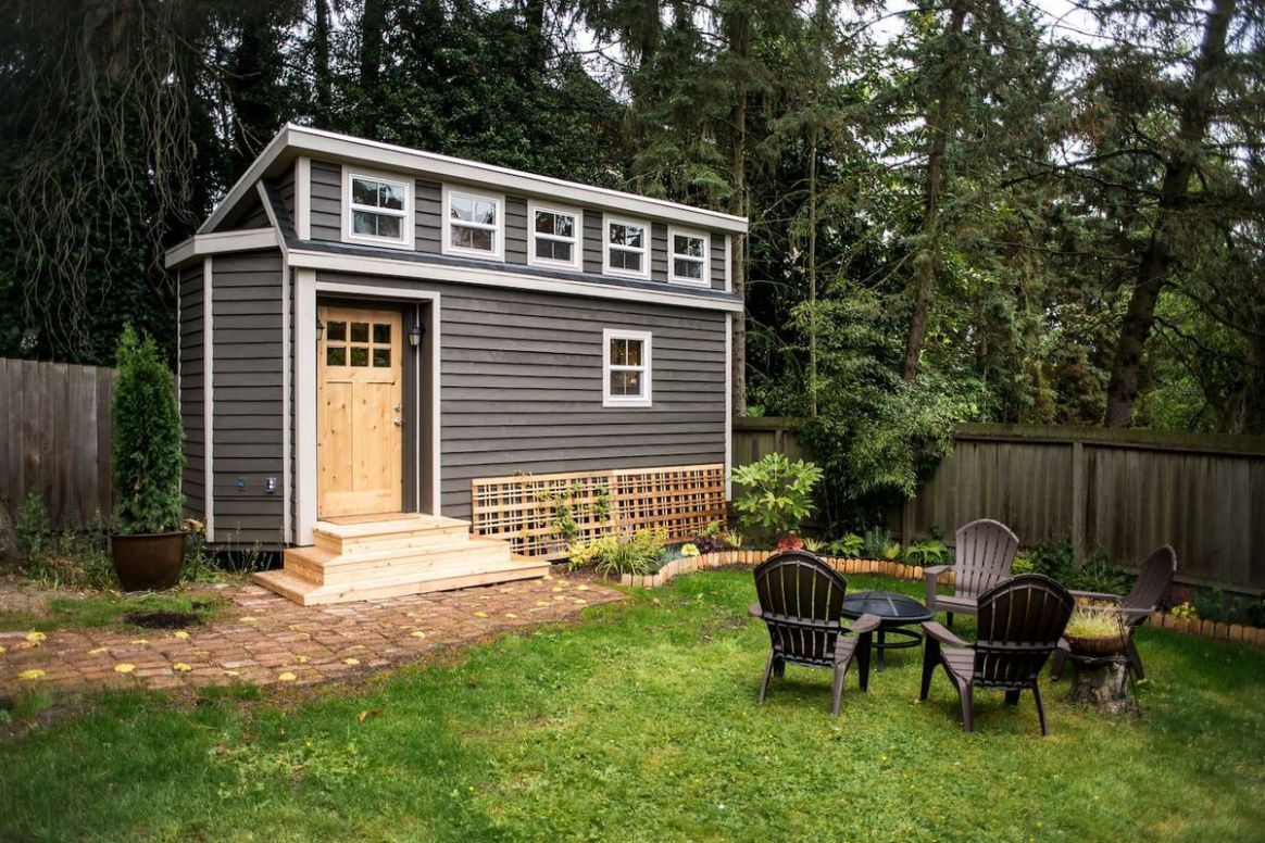 11 tiny homes you can rent right now - Curbed - tiny house yard