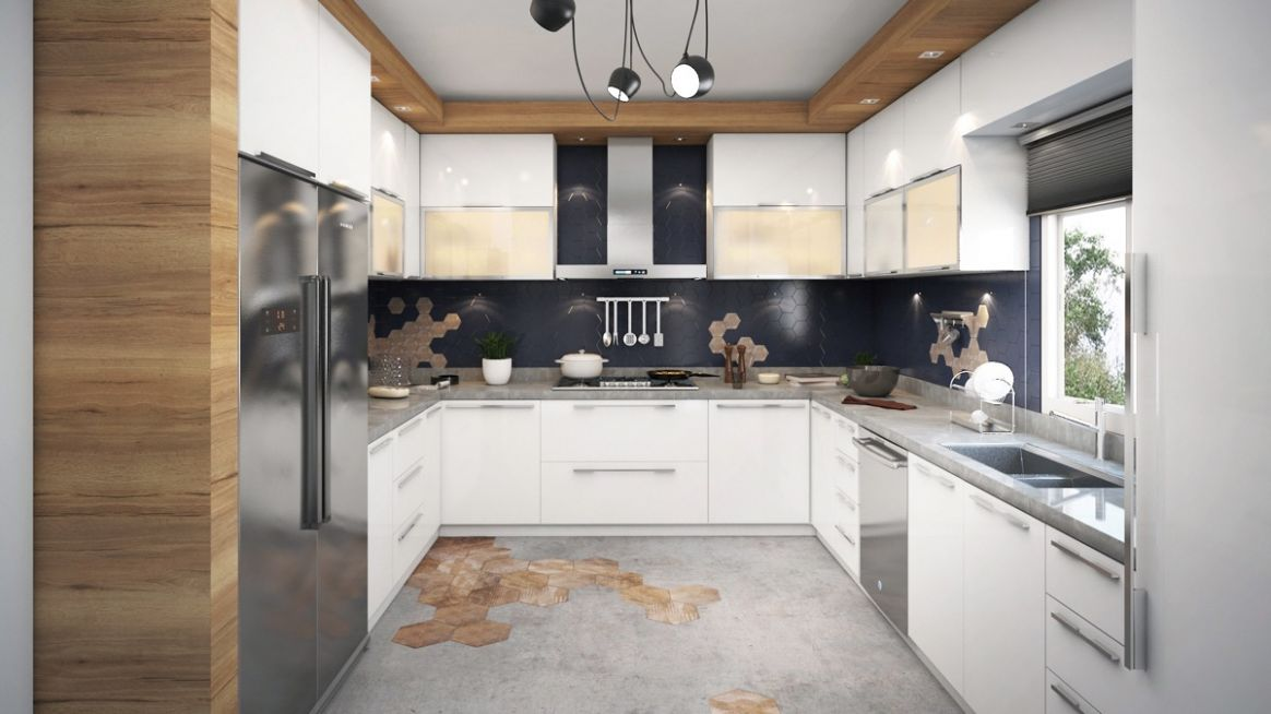 11 Unique U-Shaped Kitchens And Tips You Can Use From Them - kitchen ideas you can use