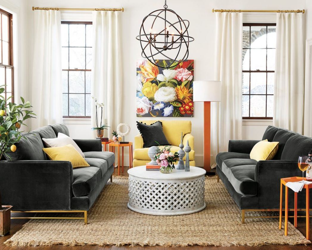 11 Ways to Layout Your Living Room | How to Decorate