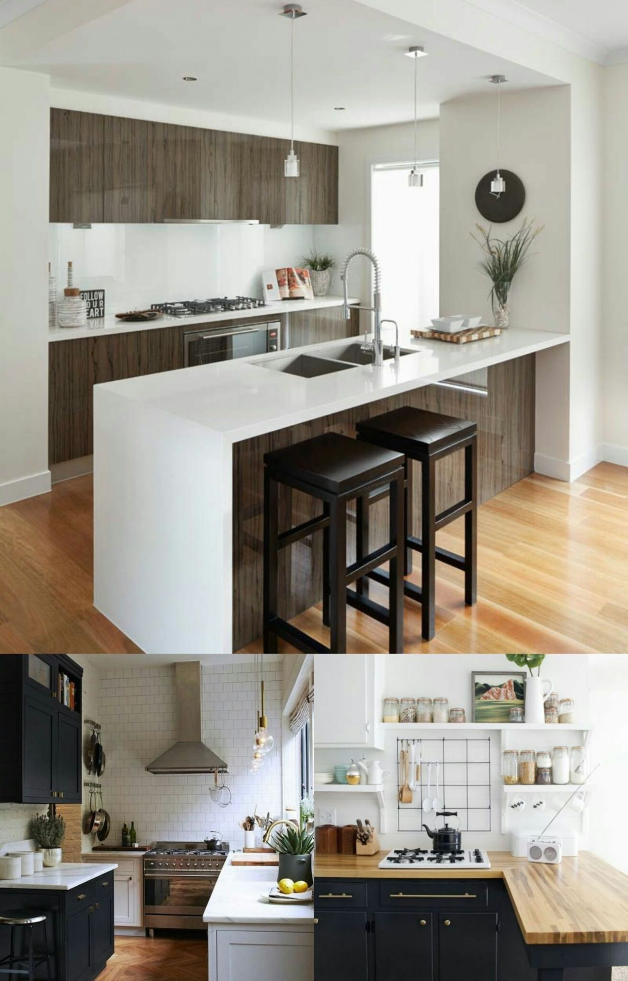1111+11 Small Kitchen Ideas Collection of beautiful That You Can Use ..