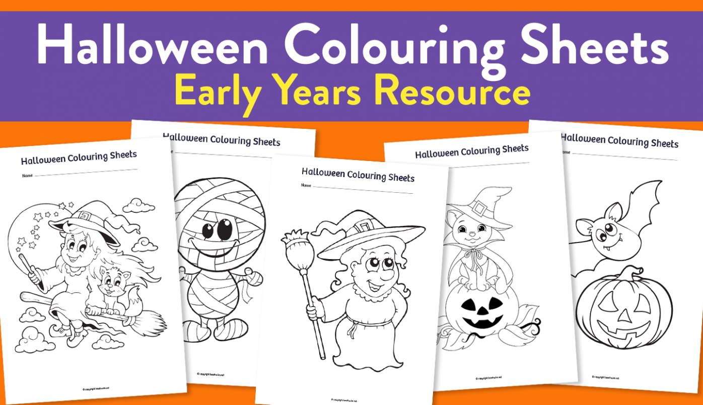 1111 of the Best Free Halloween Resources for Reception, KS11 and KS11