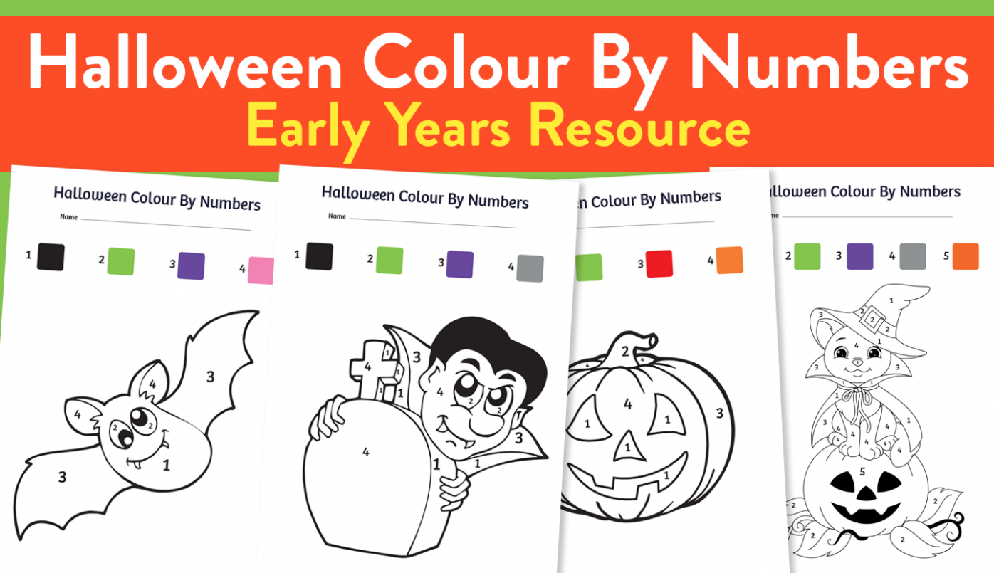 1111 of the best Halloween resources for early years and KS11