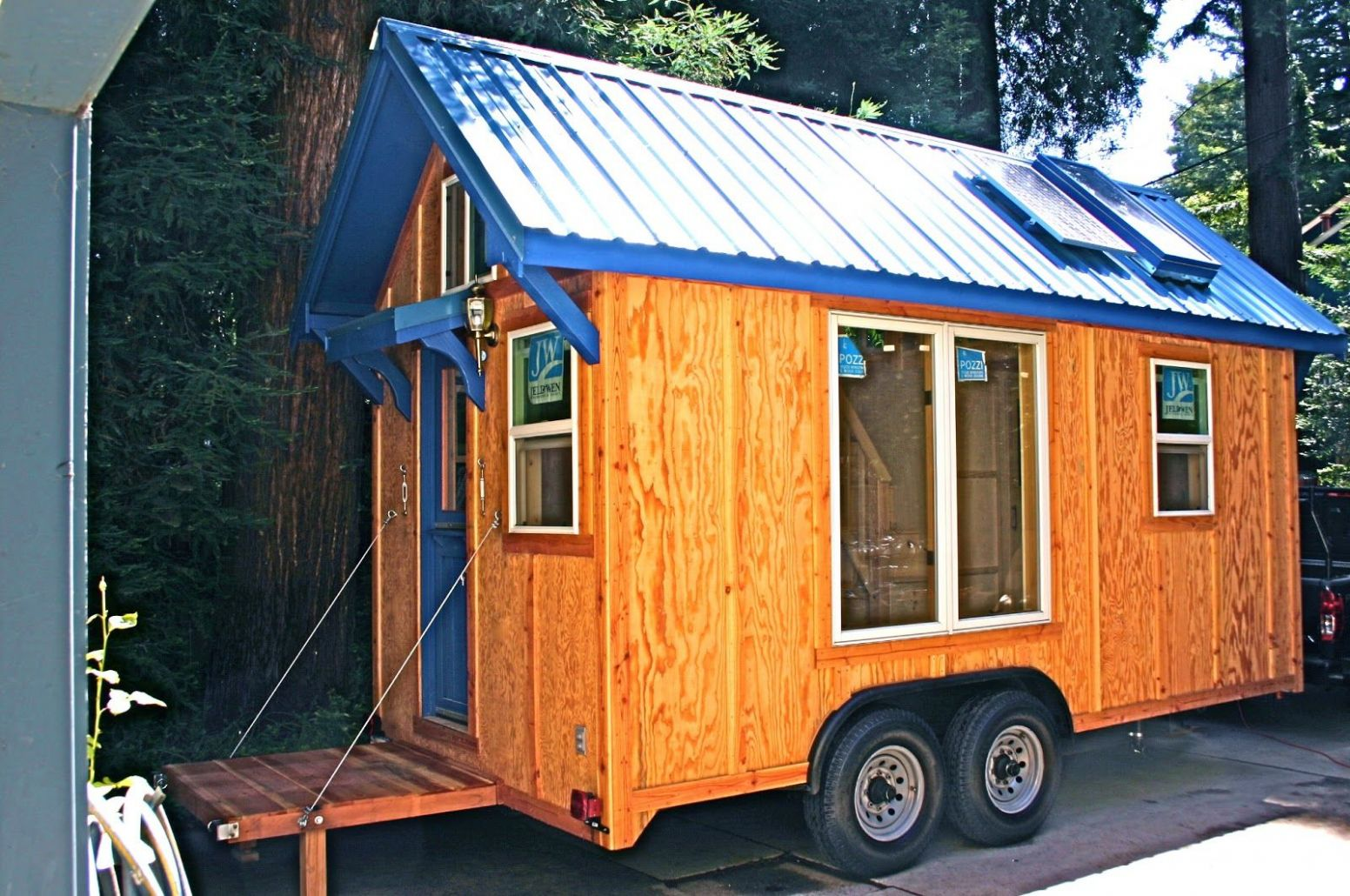 11x11 tiny house - Bing Images | Tiny mobile house, Shed to tiny ...