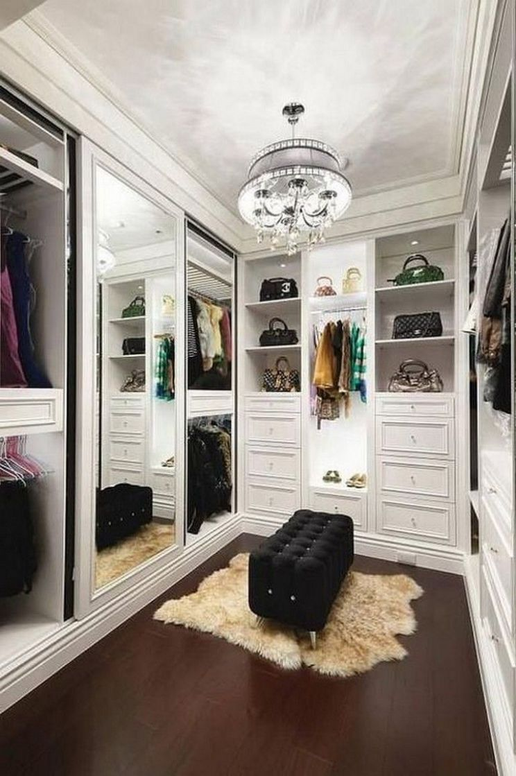 12+ Amazing Closets Design And Decor Ideas For Women (With images ..