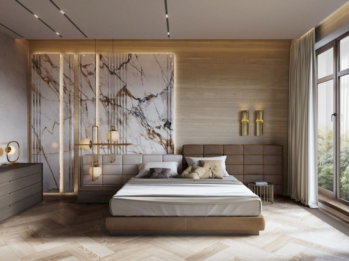 12 Amazing Master Bedroom Design Ideas Suitable to this Summer ...