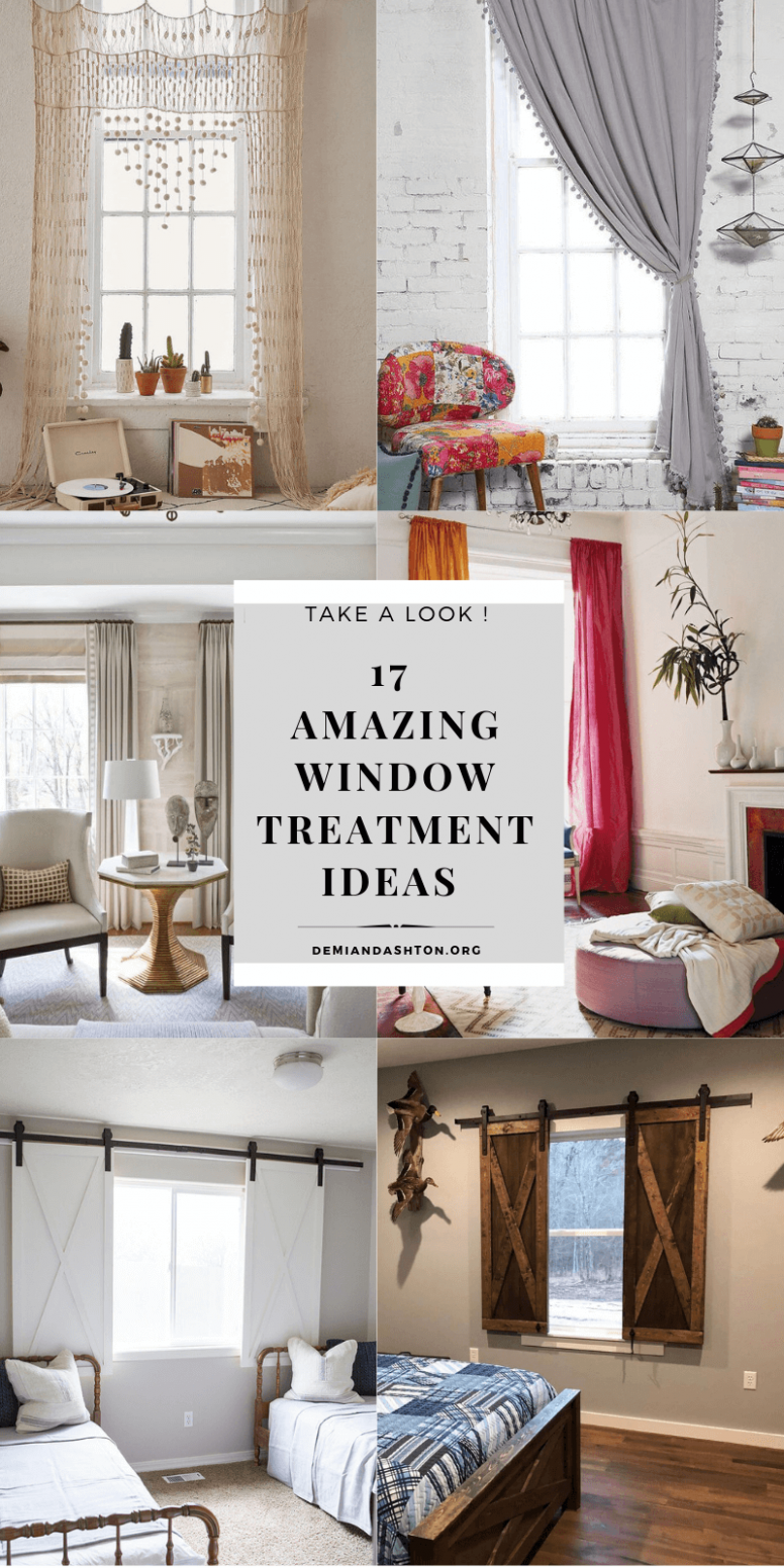 12 Amazing Window Treatment Ideas Add Drama to a Room