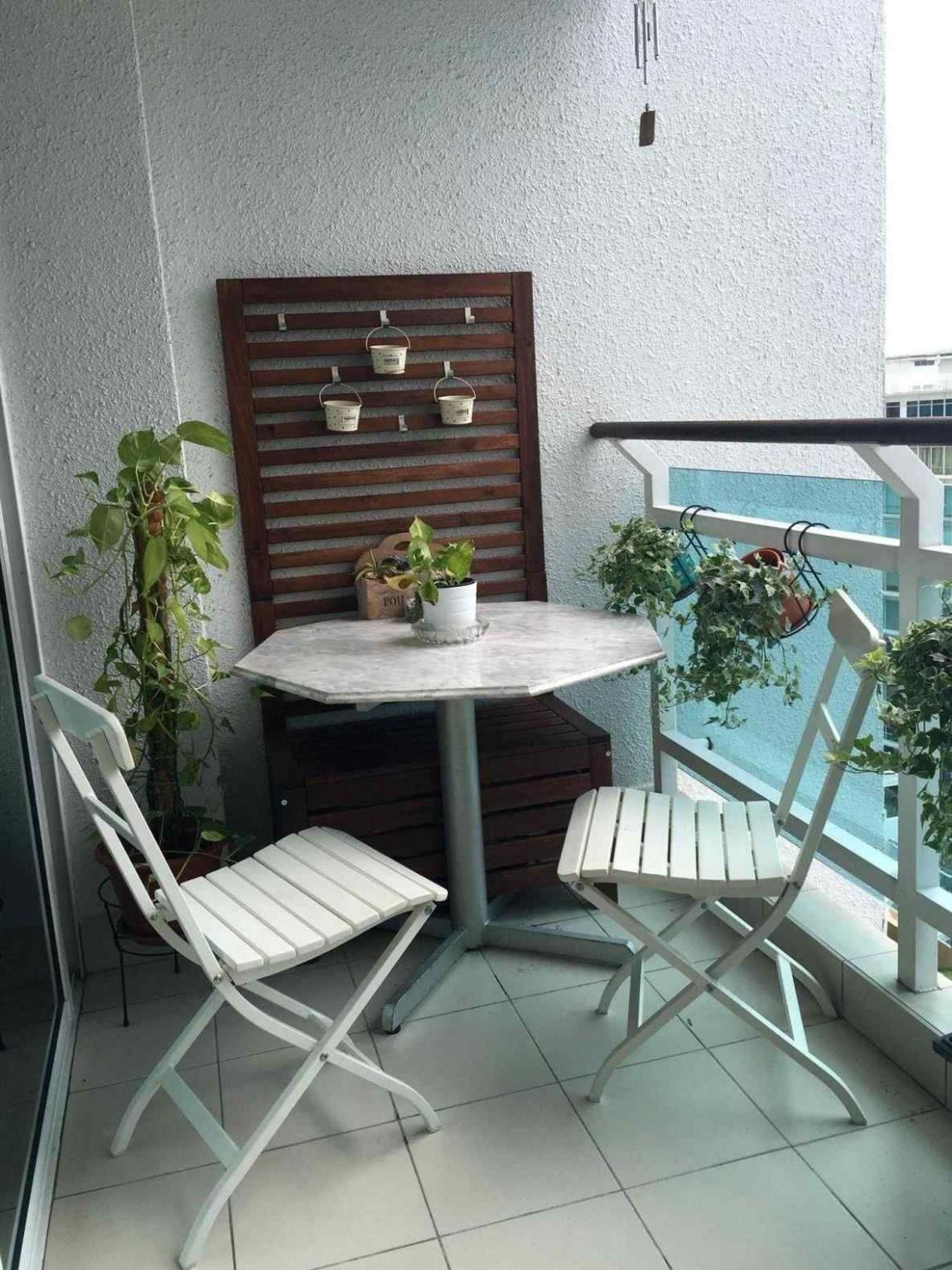12 Awesome Balcony Bench Ideas For Cozy Seating Area | Outdoor ...