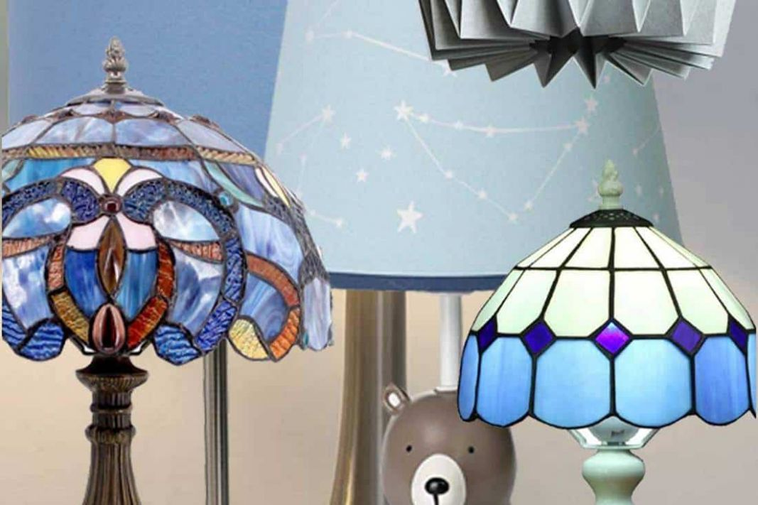 12 Baby Blue Lamp Shades That Will Look Stunning in Any Room ..