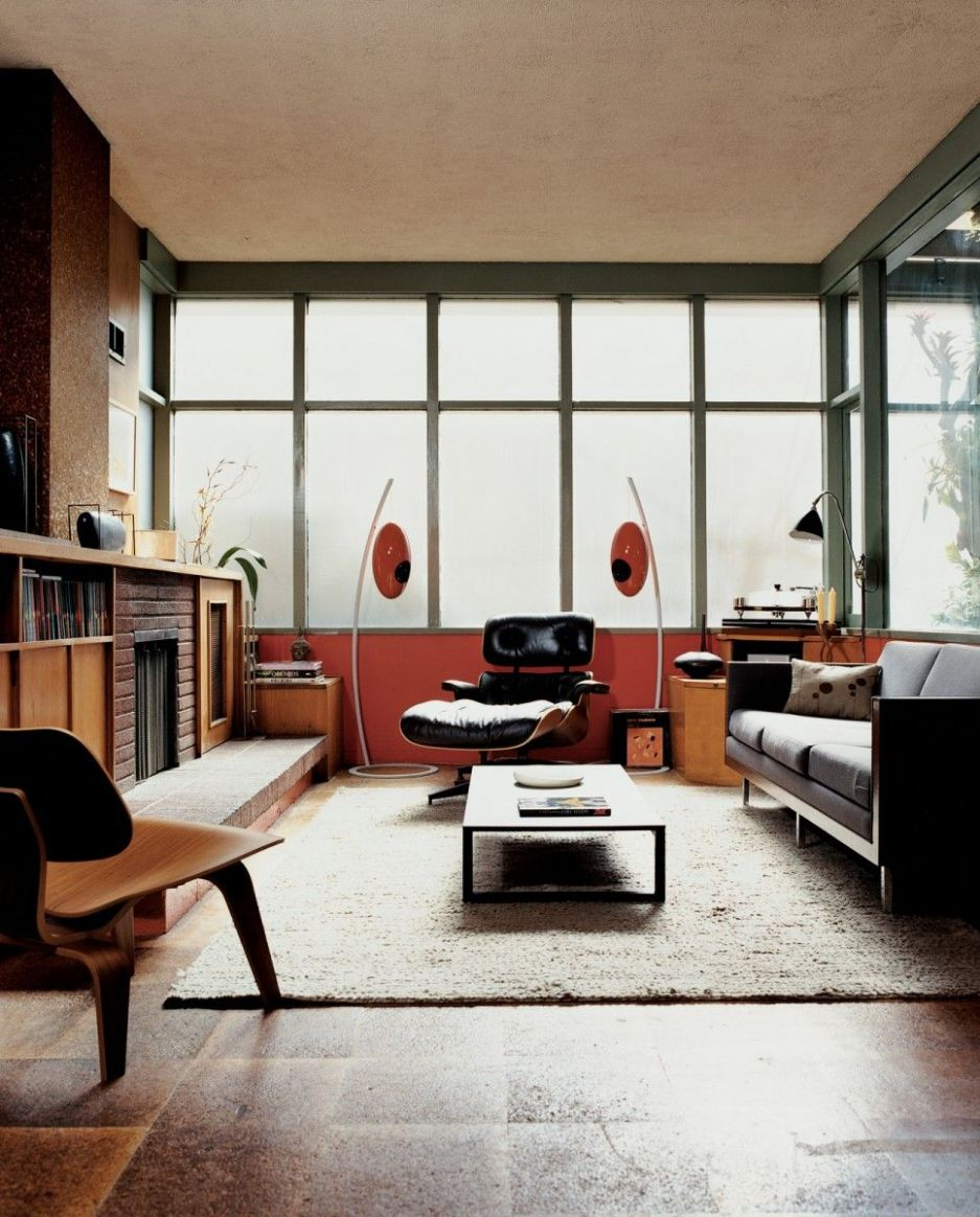 12 Beautiful Mid Century Modern Living Room Ideas (With images ..