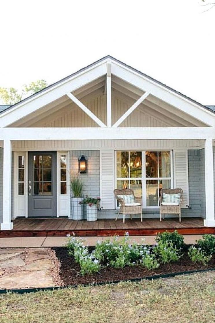 12+ Best and Wonderful Front Porch Ideas (With images) | Modern ..