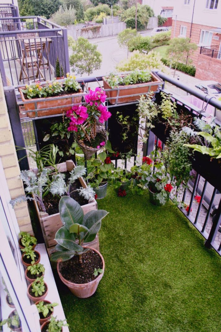 12 Best Balcony Garden Ideas and Designs for 12 - balcony landscaping ideas