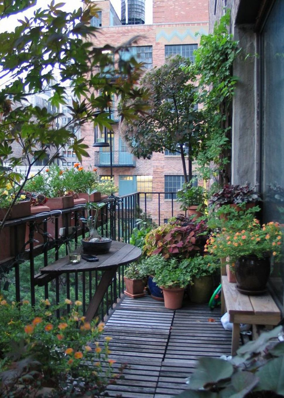 12 Best Balcony Garden Ideas and Designs for 12