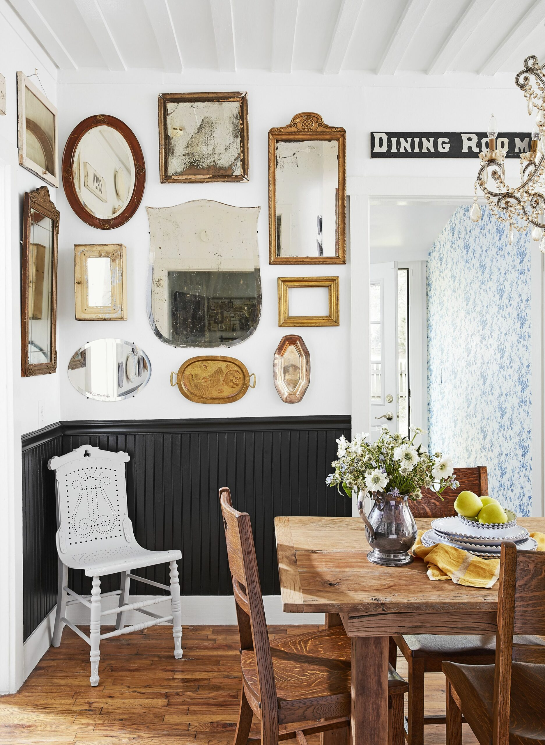 12 Best Dining Room Decorating Ideas - Pictures of Dining Room Decor