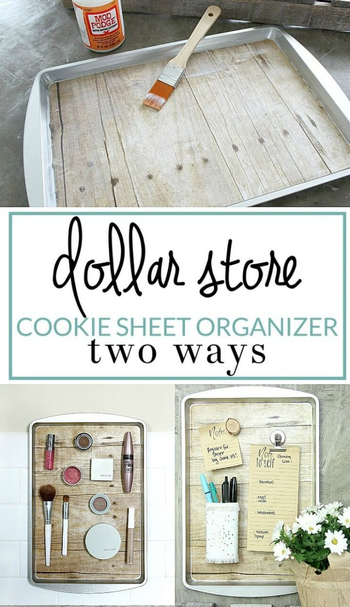 12 Best DIY Dollar Store Home Decor Ideas and Designs for 12 - diy home decor dollar store
