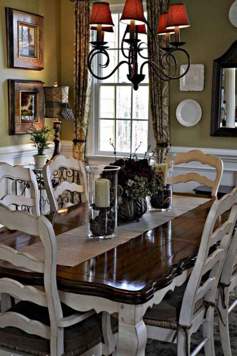 12 best farmhouse dining room makeover decor ideas - HomeSpecially - dining room makeover ideas