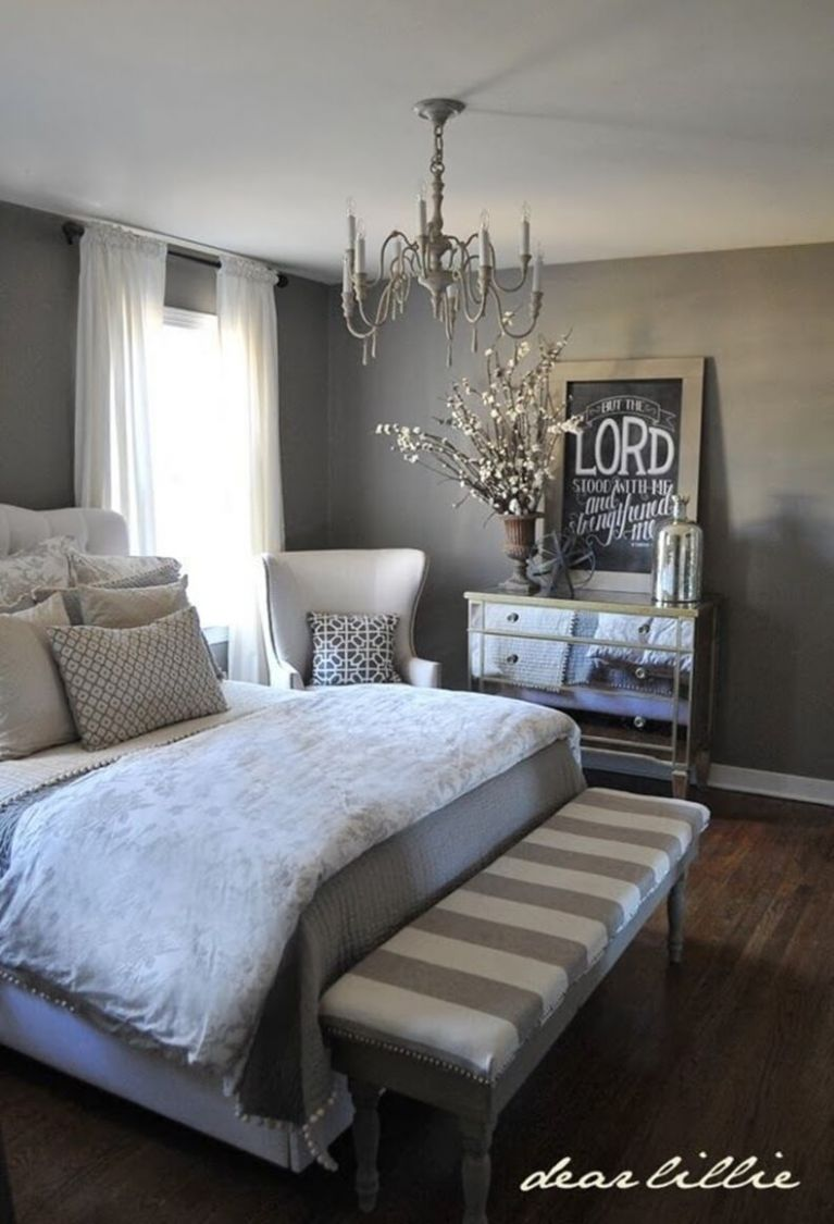 12 Best Grey Bedroom Ideas and Designs for 12 - bedroom ideas grey and white
