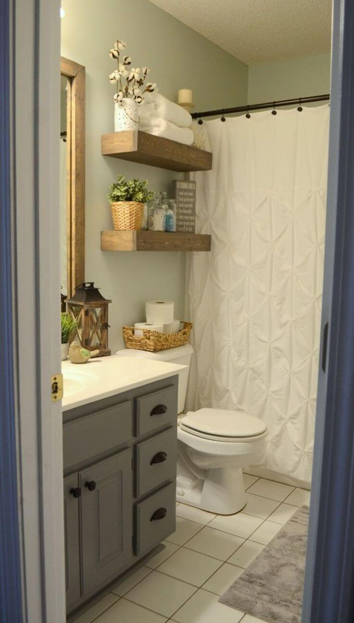 12 Best Over the Toilet Storage Ideas and Designs for 12